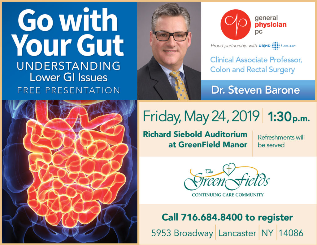 Dr. Barone Go with Your Gut Presentation